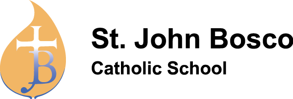 St. John Bosco Catholic School Logo